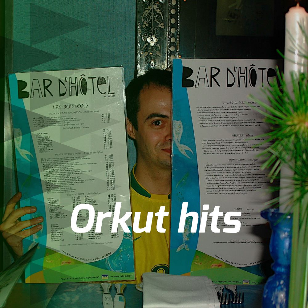 Orkut hits