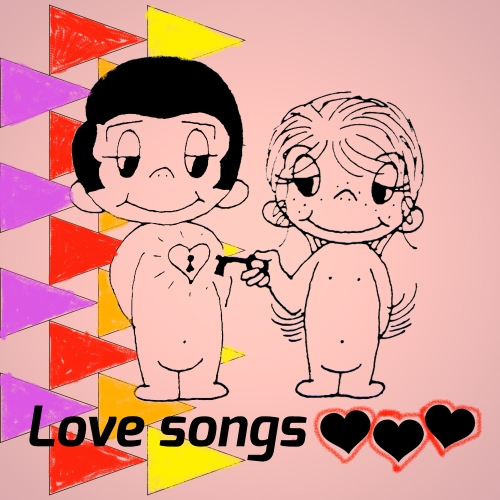 Love songs - Volume 3