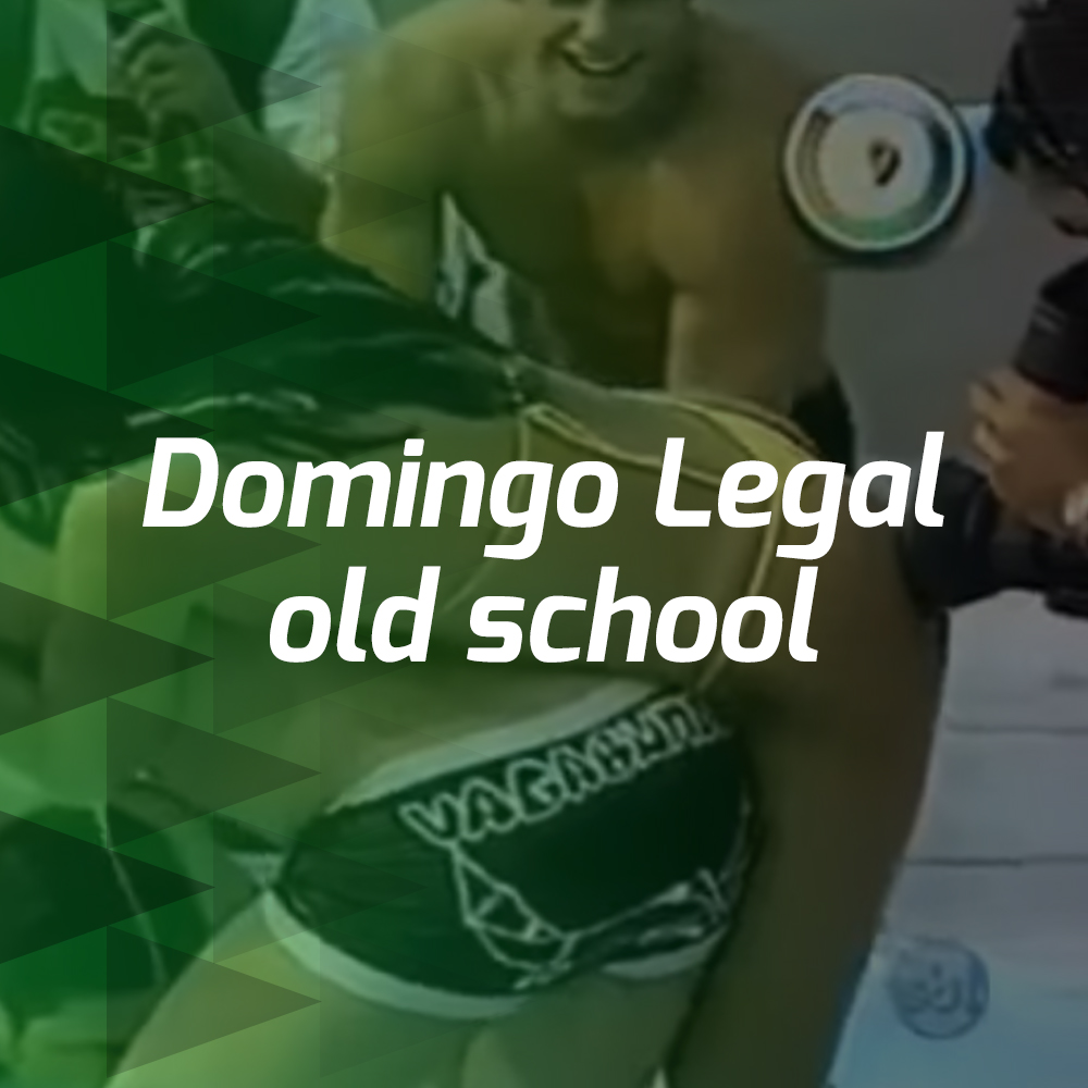 Domingo Legal old school