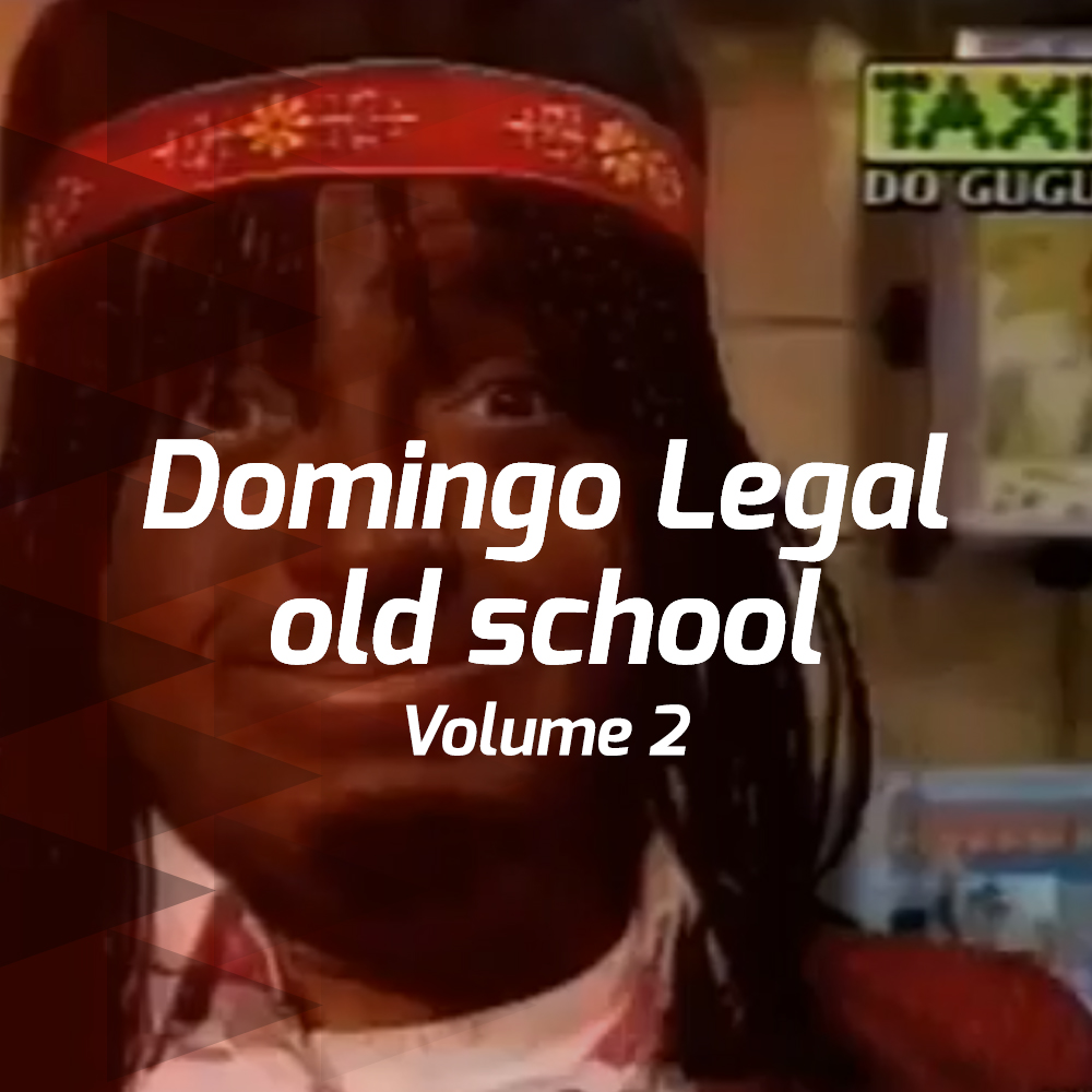 Domingo Legal old school - Volume 2
