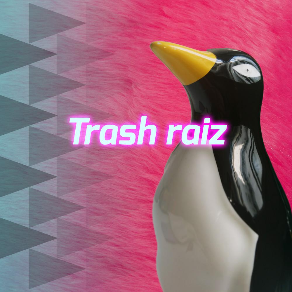 Trash raiz
