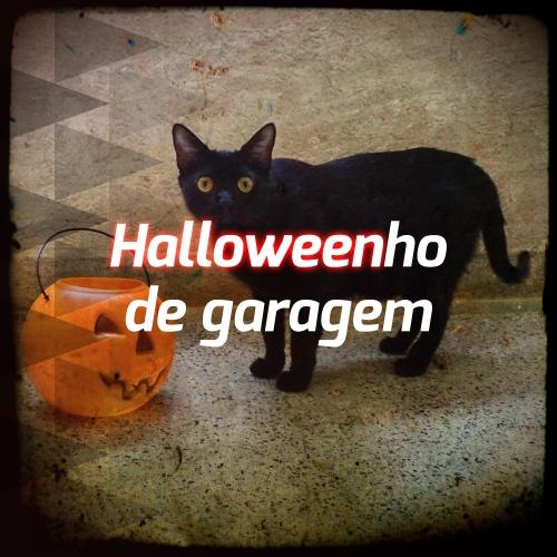 Halloweenho de garagem