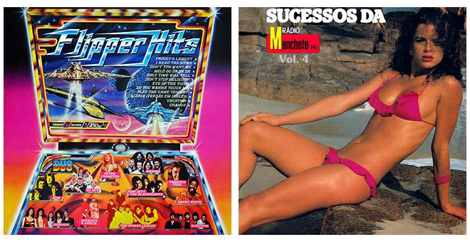 Flipper Hits + Sucessos da Manchete