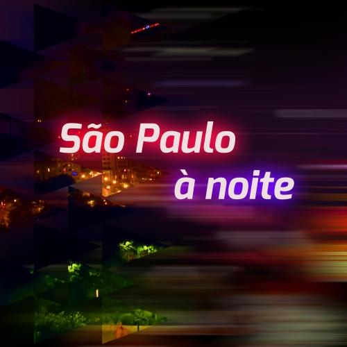 São Paulo à noite