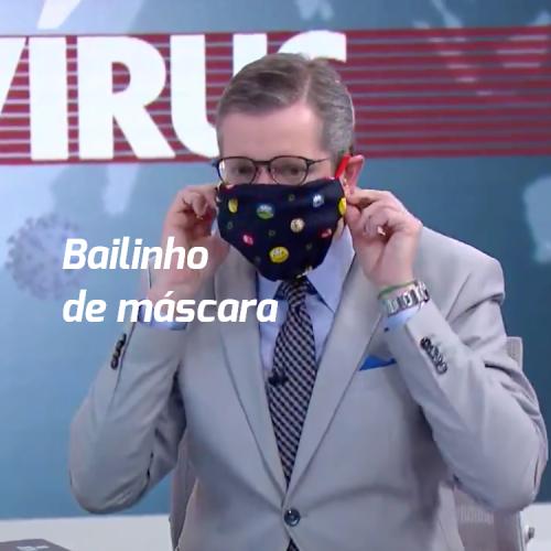 Bailinho de máscara